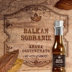 BALKAN SOBRANIE - AROMA CONCENTRATO - ENJOY SVAPO 20 ML 2rshop.it svapo