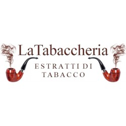 LA TABACCHERIA AROMA SCOMPOSTO 20ML CIGAR CRÈME CAFÈ 2rshop.it svapo