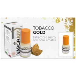 TOBACCO GOLD 10ml VAPORART 2rshop.it svapo