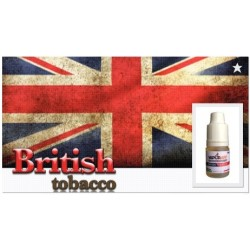 BRITISH TOBACCO 10ml VAPORART 2rshop.it svapo