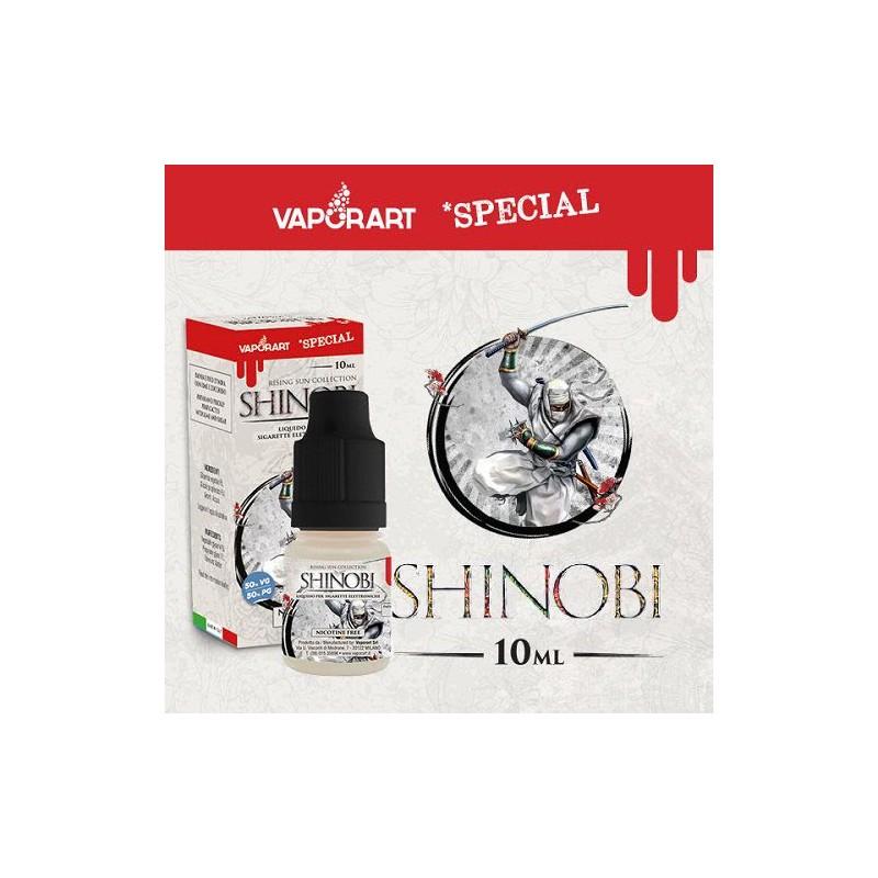 VAPORART SHINOBI EDIZIONI SPECIALI FORMATO 10 ML 2rshop.it svapo