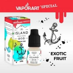 VAPORART THE ISLAND EDIZIONI SPECIALI FORMATO 10 ML 2rshop.it svapo