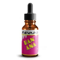 BANANA Aroma CONCENTRATO T-SVAPO 10 ML 2rshop.it svapo