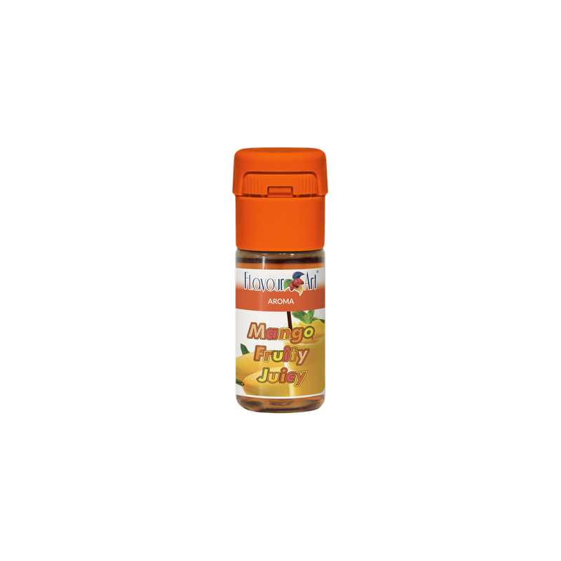 Mango Fruity Juicy - AROMA CONCENTRATO - FLAVOURART 10 ML 2rshop.it svapo