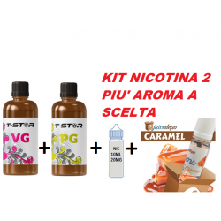 KIT 100ML/2MG PIU' AROMA ENJUICE DEPO 2rshop.it svapo