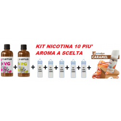 100ML/10MG PIU' AROMA EJUICE DEPO 2rshop.it svapo