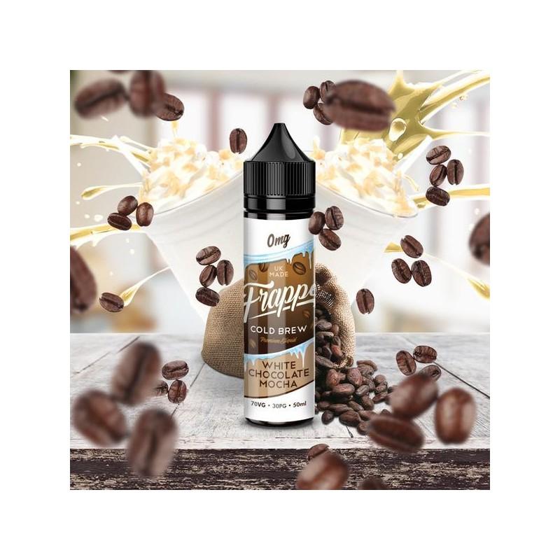 Efinity Labs - Frappe - Scomposto - White Mocha Chocolate 2rshop.it svapo