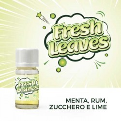 AROMA CONCENTRATO FRESH LEAVES SUPER FLAVOR 10 ML 2rshop.it svapo