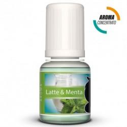 LATTE E MENTA - AROMA CONCENTRATO - LOP 10 ML 2rshop.it svapo