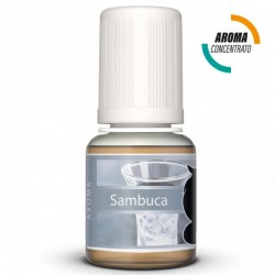 SAMBUCA - AROMA CONCENTRATO - LOP 10 ML 2rshop.it svapo