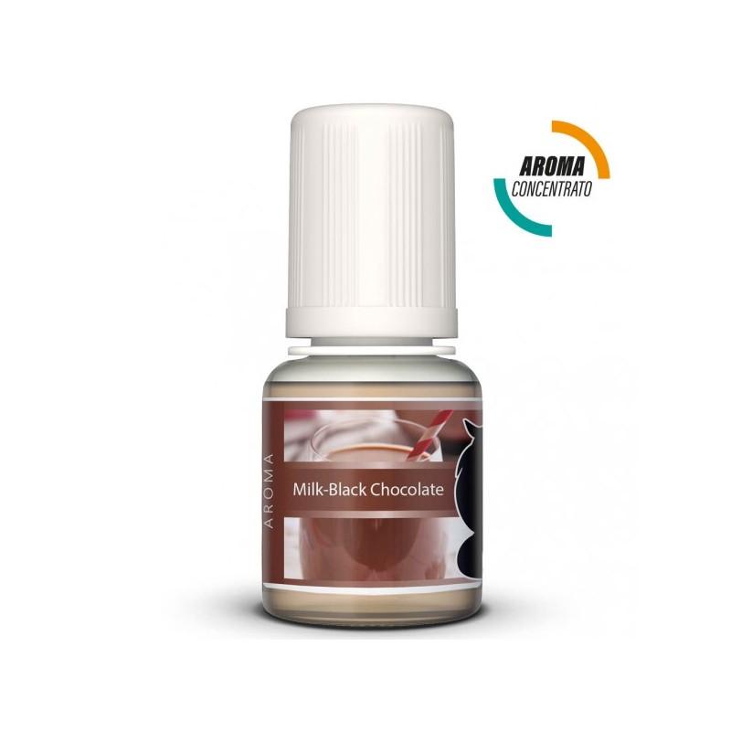 MILK BLACK CHOCOLATE - AROMA CONCENTRATO - LOP 10 ML 2rshop.it svapo