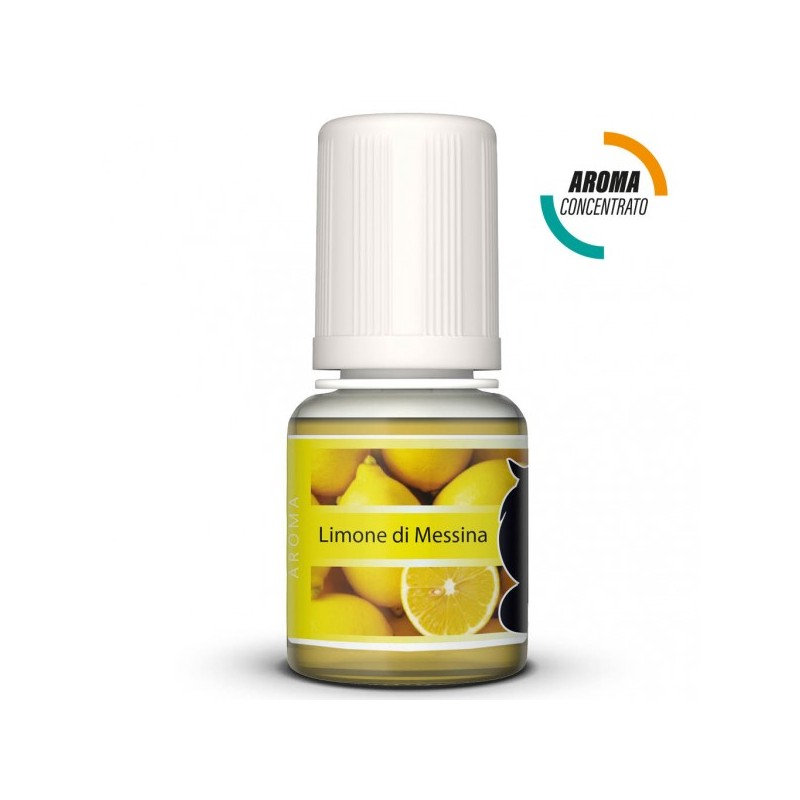 LIMONE DI MESSINA - AROMA CONCENTRATO - LOP 10 ML 2rshop.it svapo