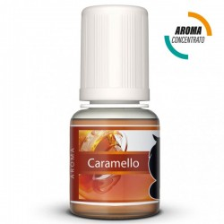 CARAMELLO - AROMA CONCENTRATO - LOP 10 ML 2rshop.it svapo