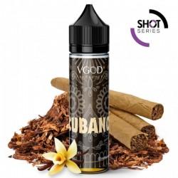 Cubano Vape Shot VGOD nicotina a scelta 2rshop.it svapo
