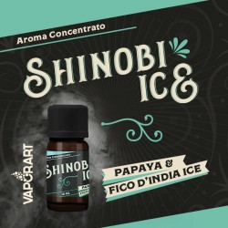 SHINOBI ICE premium blend 10ML VAPORART 2rshop.it svapo