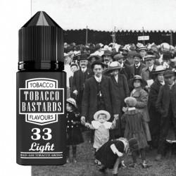 Tobacco Bastards Aroma 10ml - Light N. 33 2rshop.it svapo