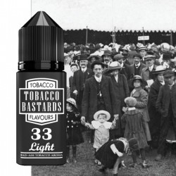 Tobacco Bastards Aroma 10ml - Light N. 33 2rshop.it svapo