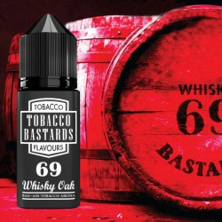 Tobacco Bastards Aroma 10ml - Whisky Oak N. 69 2rshop.it svapo