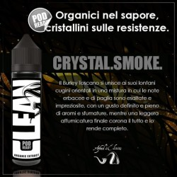 Azhad's Elixirs Crystal Smoke Scomposto 20ml - Clean - nicotina a scelta 2rshop.it svapo