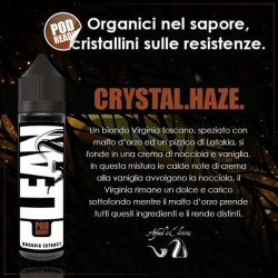 Azhad's Elixirs Crystal Haze Scomposto 20ml - Clean - nicotina a scelta 2rshop.it svapo