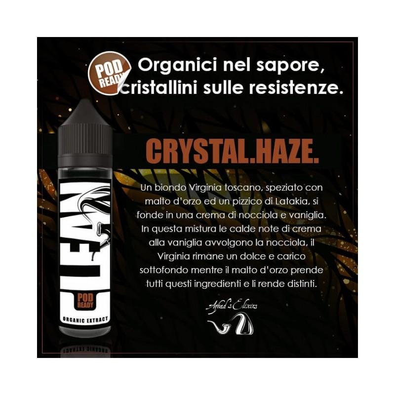 Azhad's Elixirs Crystal Haze Scomposto 20ml - Clean - nicotina a scelta 2rshop.it svapo