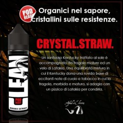 Azhad's Elixirs Crystal Straw Scomposto 20ml - Clean - nicotina a scelta 2rshop.it svapo