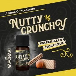 NUTTY CRUNCHY premium blend 10ML VAPORART 2rshop.it svapo