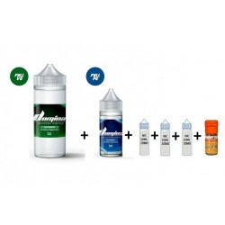 KIT 100ML/6MG DOMINA PIU' AROMA FLAVOURART 2rshop.it svapo