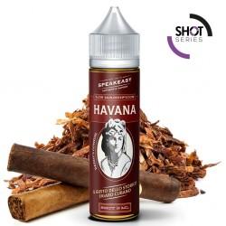 HAVANA - SPEAKEASY - VAPLO - AROMA SHOT SERIES 2rshop.it svapo
