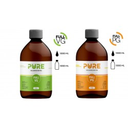 KIT 50/50 BASE NEUTRA PURE 2 KG PG E VG 2rshop.it svapo