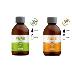 KIT 50/50 BASE NEUTRA PURE 500 ML PG E VG 2rshop.it svapo