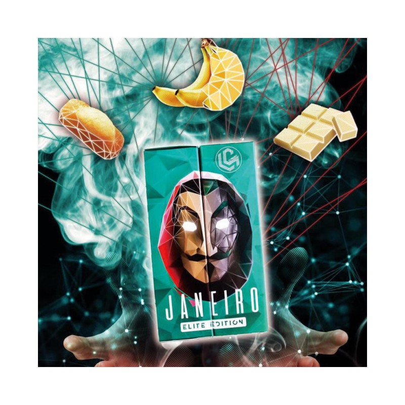Janeiro Elite Edition - Aroma Scomposto ls project 2rshop.it svapo