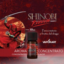 SHINOBI REVENGE AROMA 10ML VAPORART 2rshop.it svapo