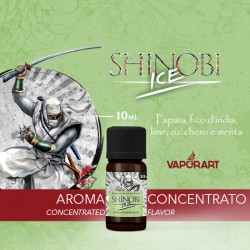 SHINOBI ICE AROMA 10ML VAPORART 2rshop.it svapo