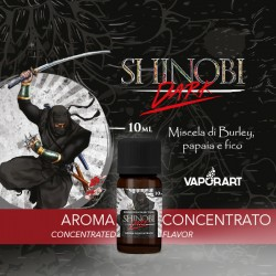SHINOBI DARK AROMA 10ML VAPORART 2rshop.it svapo