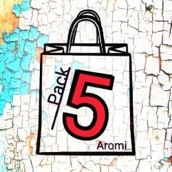PROMO5 aromi concentrati e scomposti 2rshop.it svapo