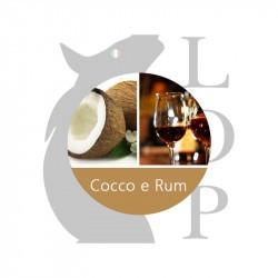 COCCO E RUM - AROMA CONCENTRATO - LOP 10 ML 2rshop.it svapo