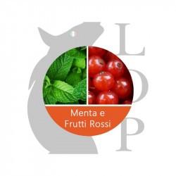MENTA E FRUTTI ROSSI - AROMA CONCENTRATO - LOP 10 ML 2rshop.it svapo