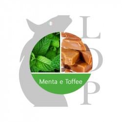 MENTA E TOFFEE - AROMA CONCENTRATO - LOP 10 ML 2rshop.it svapo