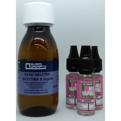 100 ML BASE NEUTRA 50/50...