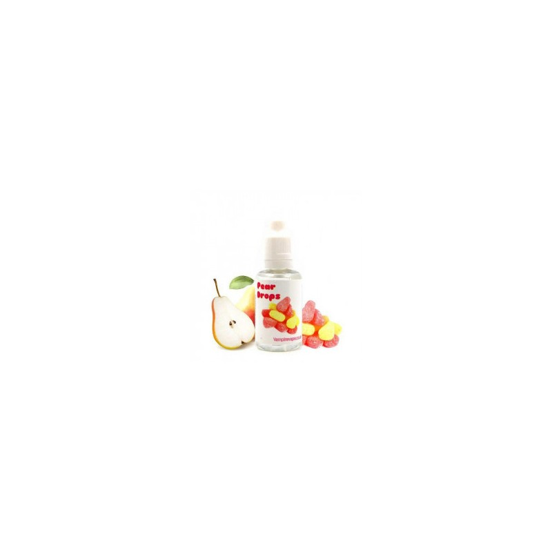 PEAR DROPS - AROMA CONCENTRATO - VAMPIRE VAPE 30 ML 2rshop.it svapo