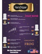 Kit Scomposti Shot series Harry Dripper con nicotina a scelta