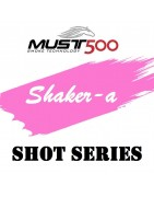 Kit Scomposti Shot series must500 shaker -a  con nicotina a scelta